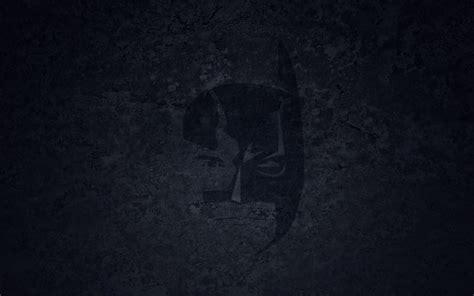 Batman Minimalism Logo Hd Wallpaper  Free High Definition