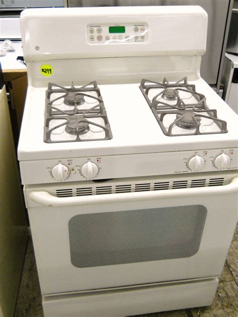 gas stove sale used ge gas range