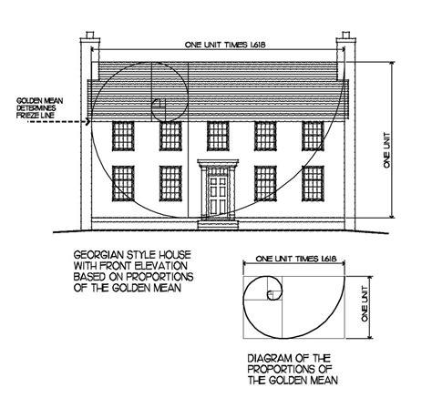golden ratio house design digital art class compositional strategies