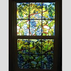 Fakeit Frugal Fake Stained Glass Window