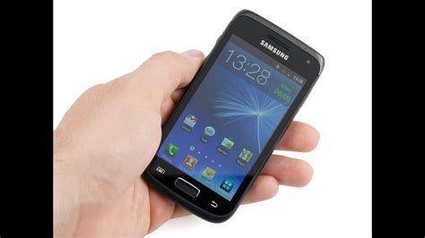 Samsung Galaxy W Review Youtube