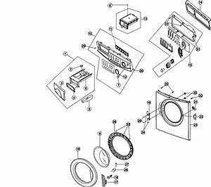 Maytag Mah2400aww Washer Parts And Accessories At