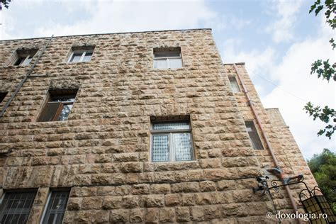 (Foto) Aşezământul Românesc din Ierusalim | Doxologia