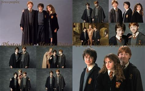 harry potter la chambre des secrets complet flash back photoshoot pour harry potter et la chambre