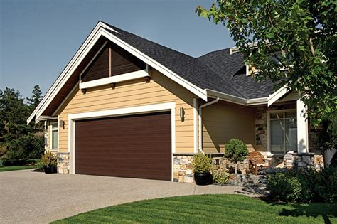 contemporary legacy garage doors