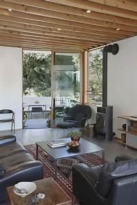 Runde Tischdecken Landhausstil : holzdecke gestalten 40 ideen im modernen landhausstil ~ Watch28wear.com Haus und Dekorationen