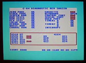 C64 Wiring Diagram Pin