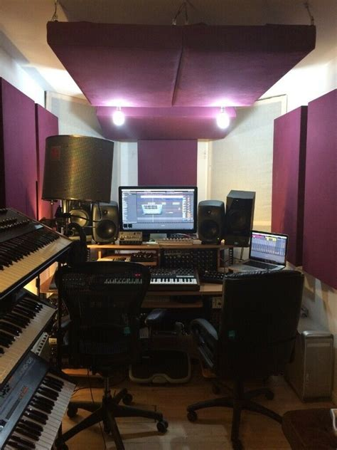 Music Studio 12 AVAILABLE RIGHT NOW Sound Proofed Room ...