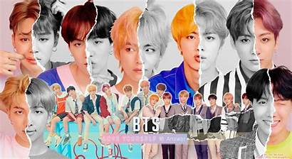 Bts Desktop Yourself Wallpapers Collage Dna Answer