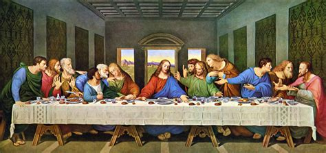 thã mariages frã res the last supper by leonardo davinci unconfirmed breaking news a mis trusted news source for