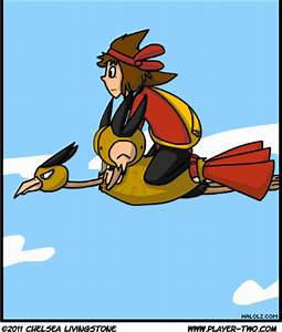 What pokemon would you use fly with