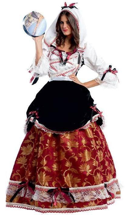 costume italienne