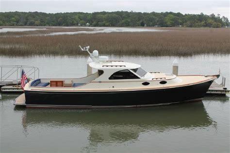 Hinckley Style Boats by Wtb 36 Hinckley Picnic Boat The Hull Boating