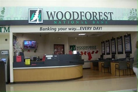 Woodforest National Bank  Bank & Building Societies