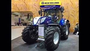 Traktor New Holland T7 225 Auto Command  Agritechnica 2015