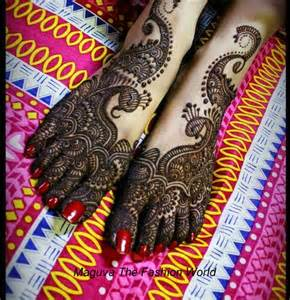 Amazing Bridal Mehndi Designs