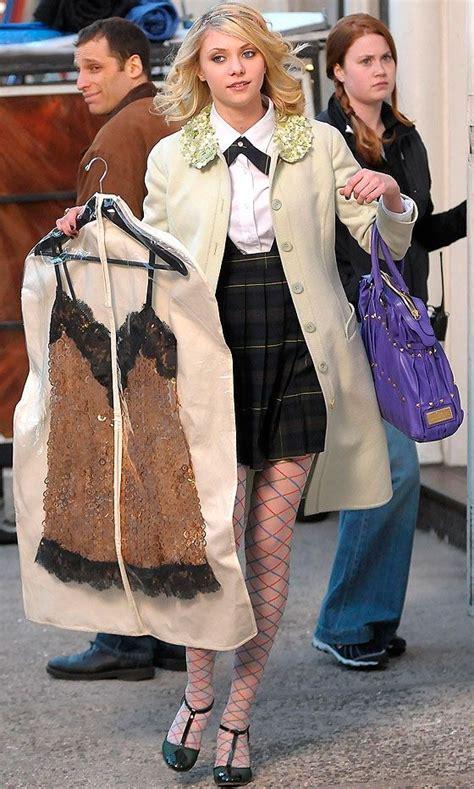 gossip girl uniform ideas  pinterest