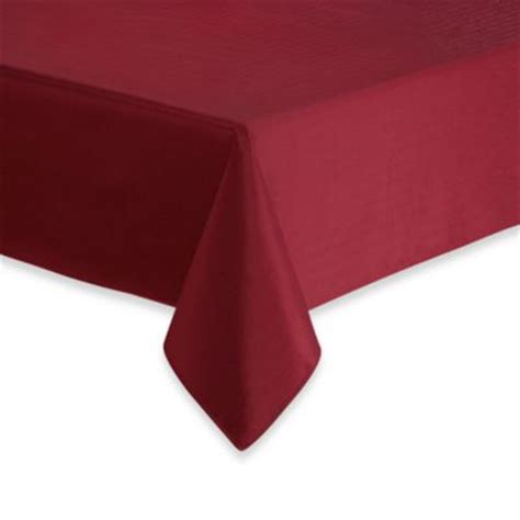 bed bath and beyond tablecloths buy round oval square from bed bath beyond