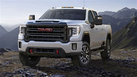 2020 Gmc Hd At4 by Research 2020 Gmc Hd Look Heavy Duty