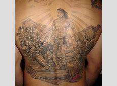 Tatouage Vierge Marie Avec Chapelet Tattoo Art