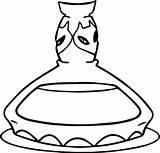 Coloring Potion Magic Cartoon Zecora Lizard Cartoons Wecoloringpage Sheets sketch template