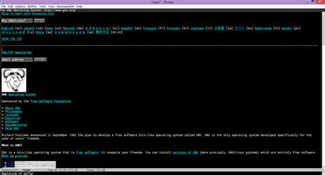 Emacs-w64 Download