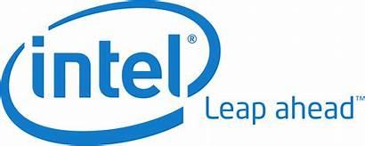 Intel Logos Ssd Leap Ahead Transparent Clipart