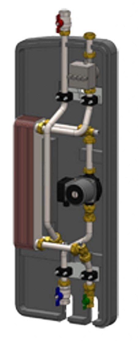 Hygienische Trinkwasserbereitung In Mehrfamilienhaeusern by Juratherm Frischwasserstation Mit He Pumpe Jfws 35 He