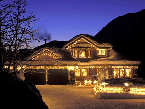 christmas lights on houses images outdoor christmas lights ideas designwalls com