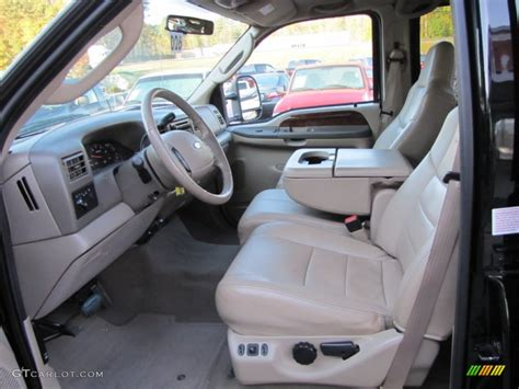 ford supercar interior 2004 ford f250 super duty lariat crew cab 4x4 interior