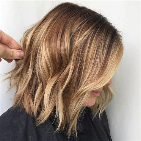 Hair With Highlights by 50 Light Brown Hair Color Ideas With Highlights And Lowlights