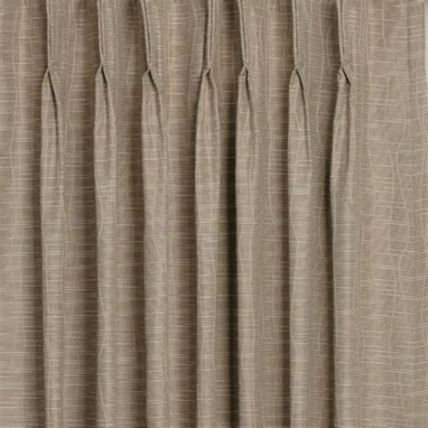 Pinch Pleat Curtains Online by Buy Bamboo Blockout Pinch Pleat Curtains Online Curtain