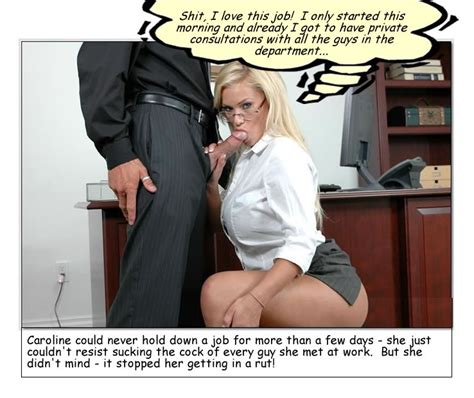 Porn Pic From Office Slut Captions For Bull Boss Comments Welcome Sex Image Gallery