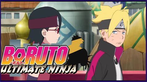 Boruto Game Leak?!| Boruto Ultimate Ninja Next Generations
