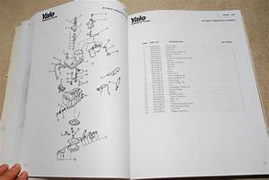 Yale Forklift Service Parts Manual For Gc    Gp Glc    Glp