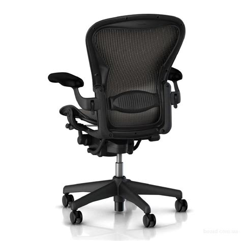 herman miller aeron chair adjustable
