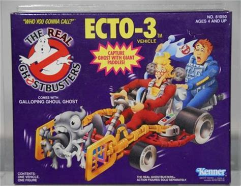 Ghostbusters Ecto-3 Action Figure Accessory