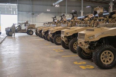 Rise Of The Ultra-light Military Vehicle