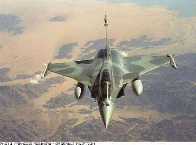 les avions de guerre moderne le rafale