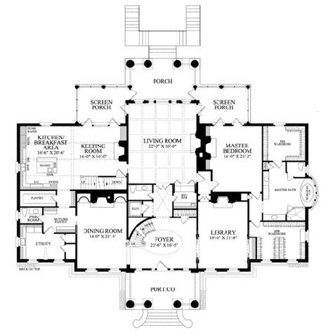 Symmetrical House Plans by Symmetrical Home Plans Houses Architecture Plans 165870