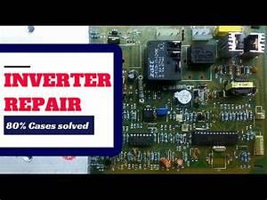 Inverter Repair - How To Repair Power Inverter Common Fault