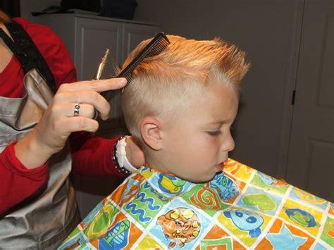 Little Boy Short Haircut