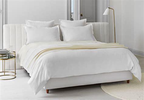 linge de chambre l 39 inspiration du jour du linge de lit en une