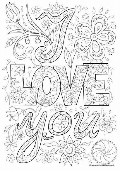 Coloring Pages Colouring Doodle Books Mothers Printable