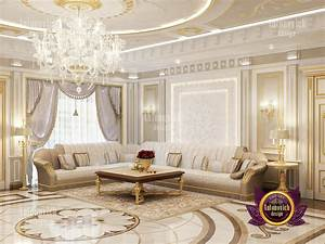 Beautiful, Living, Room, Interior