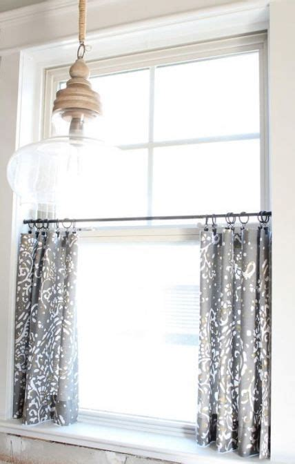ideas farmhouse bathroom window treatments shabby chic