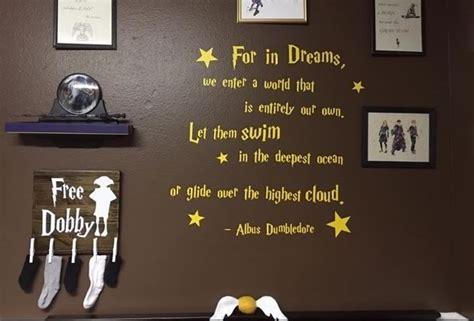 mobile chambre bébé la chambre de bébé à thème harry potter la plus magique