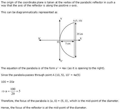 ncert solutions  class  maths chapter