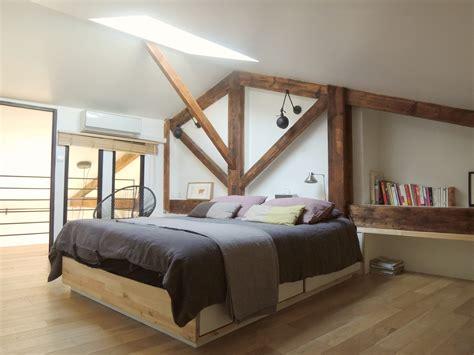 d馗o chambre moderne adulte la chambre parentale de notre petit loft photo 5 9 3514101