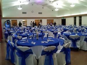 Stunning Royal Blue Wedding Decor Photos - Styles & Ideas